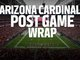 Watch: Post Game Wrap: Cardinals roll 49ers