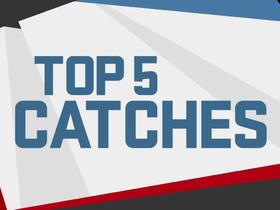 MJD and Ike's Top 5 catches