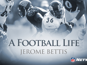 Watch: Jerome Bettis