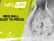 Watch: NFL Up!: Med Ball Squat to Press