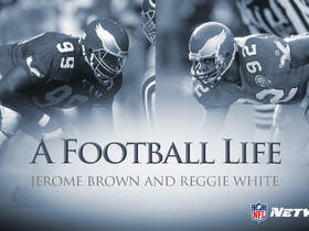 Watch: Jerome Brown and Reggie White