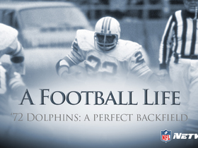 Watch: '72 Dolphins: A Perfect Backfield