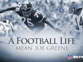 Watch: 'Mean' Joe Greene