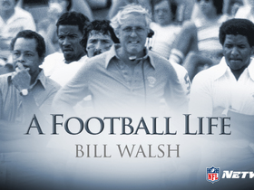 Watch: Bill Walsh