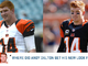 Watch: A.J. Hawk on Andy Dalton's hair evolution