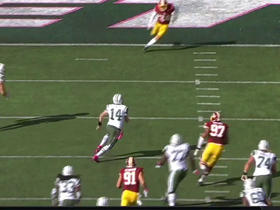 Watch: Jets Ryan Fitzpatrick scrambles for 18-yard touchdown
