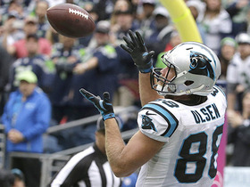 Watch: Can't-Miss Play: Olsen's game-winning TD grab