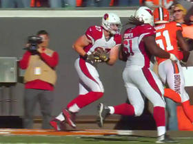 Cardinals Carson Palmer finds Troy Niklas for 1-yard TD