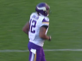 Vikings Teddy Bridgewater finds Charles Johnson for 37 yards
