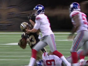 Saints Willie Snead redeems himself with recovered fumble