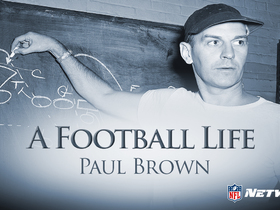 Watch: Paul Brown