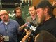 Watch: Mangold: Neck 'Didn?t Respond Well'