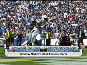 MNF: Fantasy starts and sits