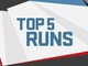 Watch: Top 5 Runs: Week 9 | Ike & MJD