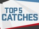 Watch: Top 5 Catches: Week 9 | Ike & MJD