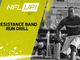 Watch: NFL Up!: Resistance Band Run