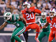 Watch: Graham snatches pass away from Marshall