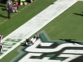 Eagles Sam Bradford passes to Josh Huff for 2-yard TD