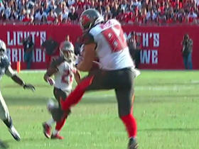 Buccaneers Jameis Winston finds Brandon Myers for 17 yards