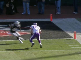 Vikings Teddy Bridgewater finds Rhett Ellison for an 11-yard touchdown