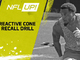 Watch: NFL Up!: Reactive Cone Recall Drill