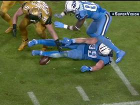 Jaguars recover forced fumble
