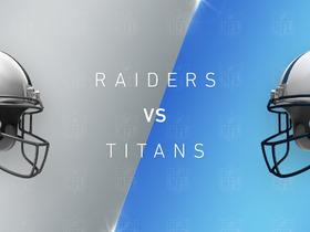 Raiders vs. Titans preview