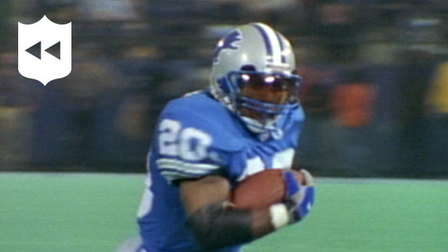 Barry Sanders  three-touchdown game vs. the Bears on Thanksgiving 1997 -  NFL Videos 241e159bb