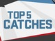 Watch: Top 5 Catches: Week 12 | Ike & MJD