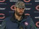 Watch: Cutler on overtime loss to the 49ers