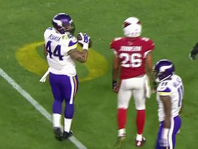 Vikings Matt Asiata picks up 22 yards