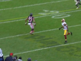 Bears Kyle Fuller intercepts Redskins Kirk Cousins