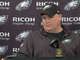 Watch: Chip Kelly isn't pleased with report of McCoy phone call