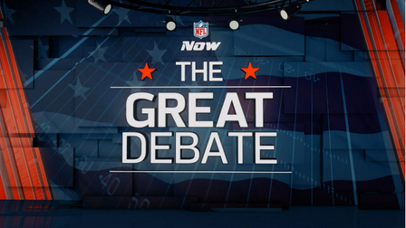 The Great Debate Offensive Rookie Of The Year Nfl Videos