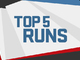 Watch: Top 5 Runs: Week 14 | Ike & MJD
