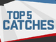 Watch: Top 5 Catches: Week 14 | Ike & MJD