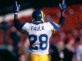 Watch: Marshall Faulk