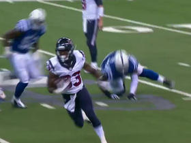 Texans Akeem Hunt rushes for 21 yards