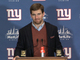 Watch: Giants postgame press conference