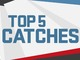 Watch: Week 15: Top 5 Catches | Ike & MJD
