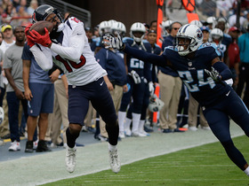 Can't-Miss Play: Hopkins hauls it in