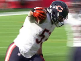 Bears Jonathan Anderson forces Buccaneers Doug Martin fumble