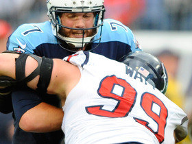 Can't-Miss Play: Watt breaks through and forces fumble