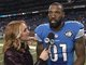 Watch: Postgame 1 on 1: Calvin Johnson