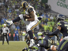 Can't-Miss Play: Gurley hurdle
