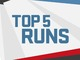 Watch: Top 5 Runs: Week 16 | Ike & MJD