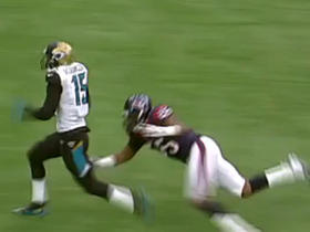 Watch: Blake Bortles 36-yards to Allen Robinson