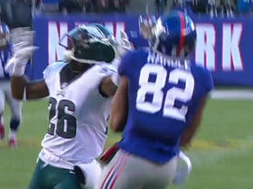 Watch: Eli Manning hits Rueben Randle for 45-yard TD
