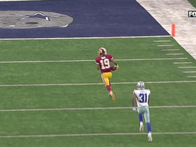 Watch: Colt McCoy finds Rashad Ross for a 71-yard TD