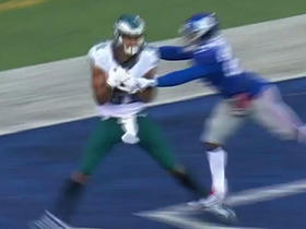 Watch: Sam Bradford finds Jordan Matthews for 3-yard TD
